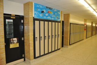 School Lockers in Ontario