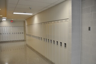 Ontario School Lockers