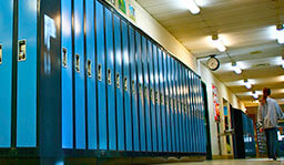 ontario school lockers